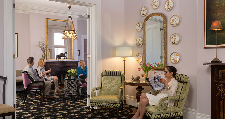 Image gallery saratoga arms for Award winning boutique hotel