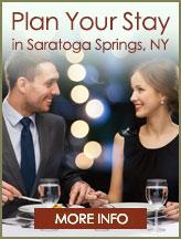 Visit Saratoga Springs NY