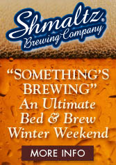 Saratoga Brewery Package