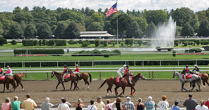 Saratoga Springs Horse Racing 2016 Luxury Hotel Near Track