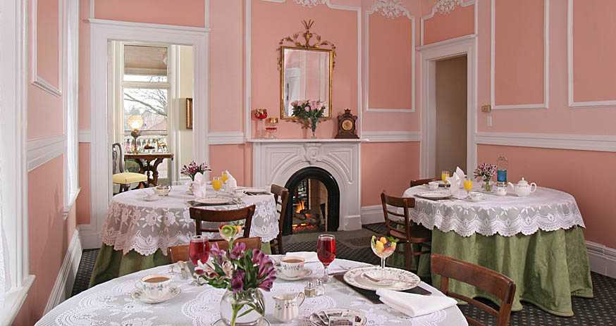 Bed and Breakfast in Saratoga Springs New York