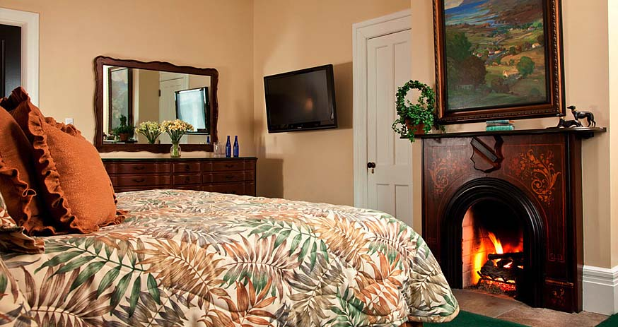 Saratoga Springs Luxury Hotel