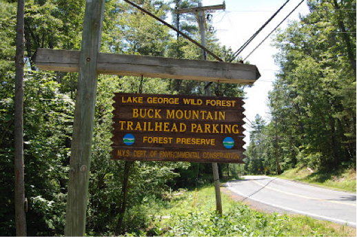 Buck Mountain Trailhead