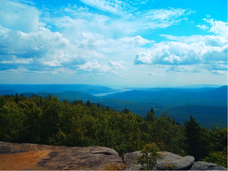 View from Hadley Mountain
