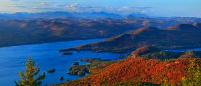 Buck Mountain hiking guide
