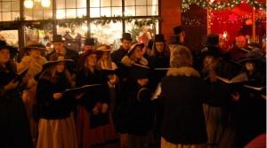 Christmas in Saratoga Springs