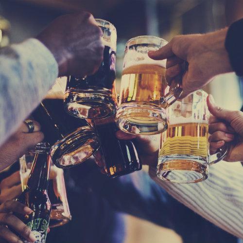 Cheers to Racing Season