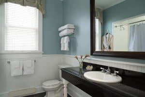 Bathroom of hotel