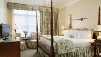 Standard King room Saratoga, NY hotels