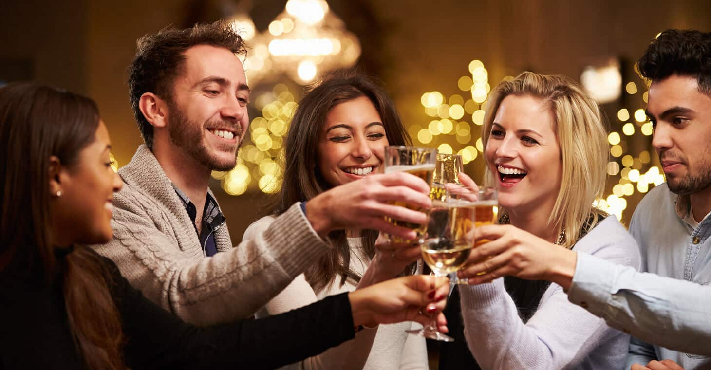 Celebrate with friends at a Saratoga Springs NY, getaway