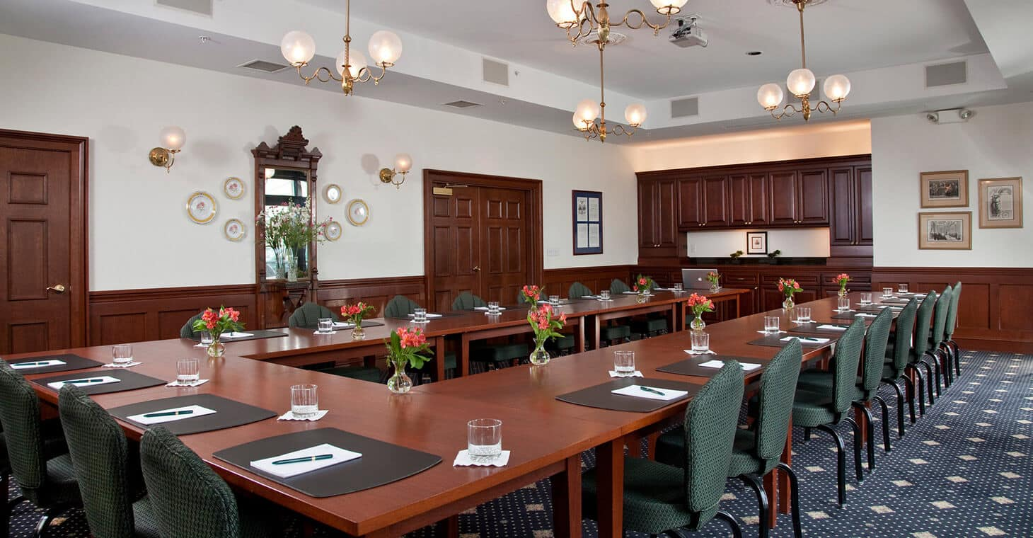 Saratoga Springs Hotel conference room