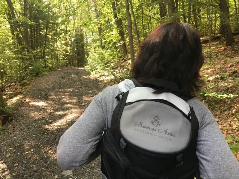 Hiking Near Saratoga Springs, NY