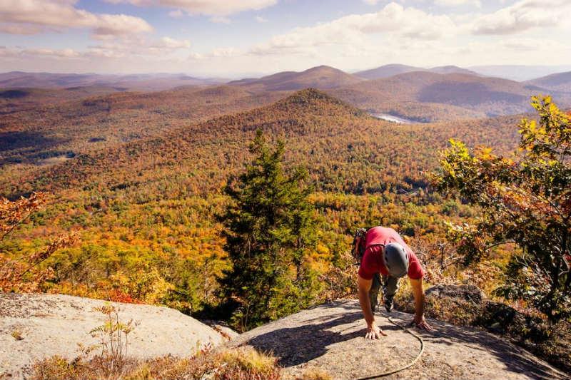 Crane Mountain Hike