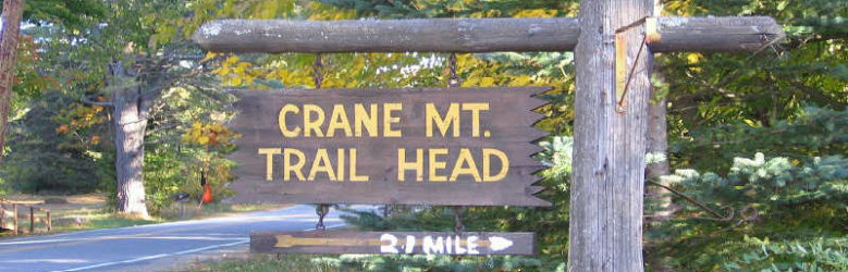 Crane Mountain Trailhead