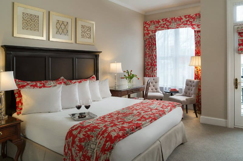 Find Your Favorite Room or Suite at Saratoga Arms - Top-Rated Bed and Breakfast in Upstate NY
