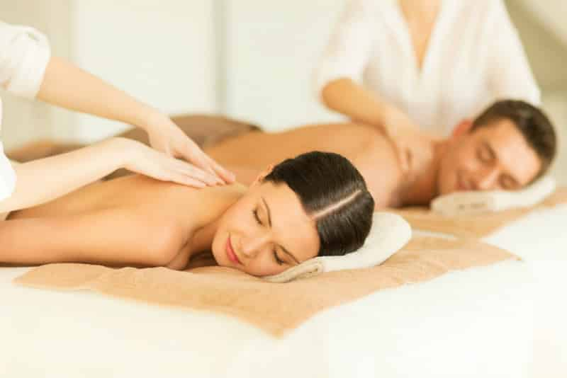 Couples Massage - Romantic Getaways in Upstate NY