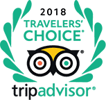 TripAdvisor Travelers' Choice Award 2018