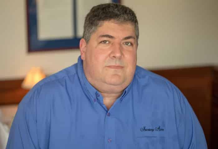 Chris - Staff Portrait