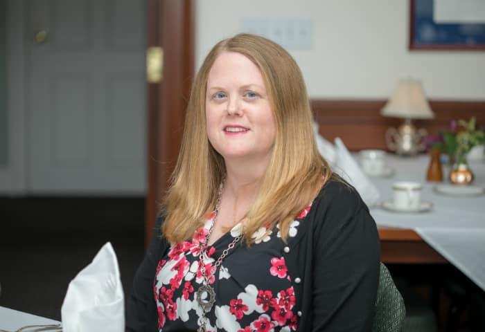 Colleen - Staff Portrait