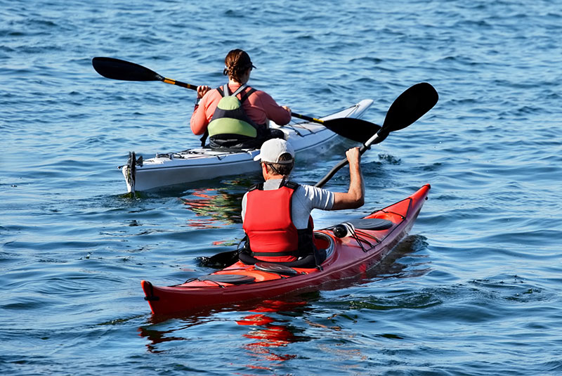 Things to do in Saratoga Springs - Kayaking on Saratoga Lake