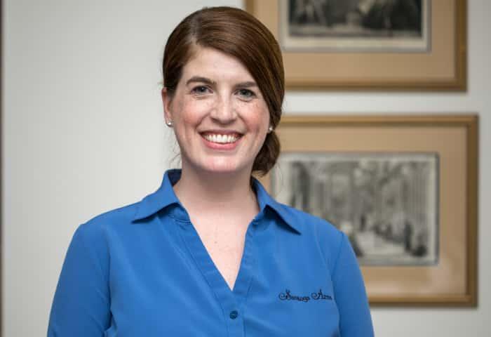 Rachel - Staff Portrait