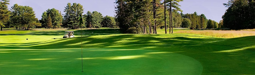 GOLF COURSES IN SARATOGA SPRINGS