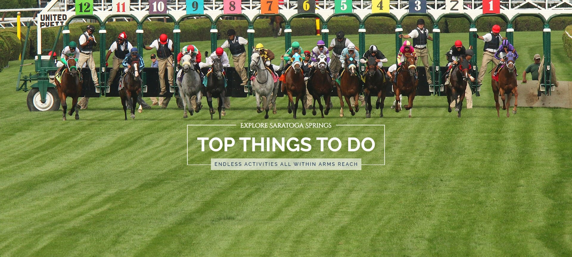 Top things to do in saratoga springs