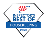 AAA 2020 Best of Housekeeping Award