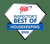 AAA 2020 Best of Housekeeping Award