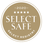 Select Registry Select Safe Badge