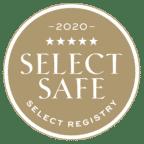 Select Registry Select Safe Badge